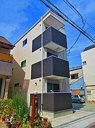 F maison 住ノ江[3階]の外観