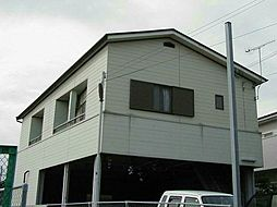 井口アパートII[2階]の外観