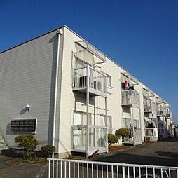 静岡県浜松市東区上石田町の賃貸アパートの外観