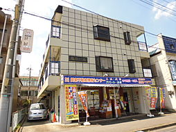 亀田ビル[3階]の外観