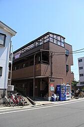 東京都江戸川区東葛西2の賃貸マンションの外観