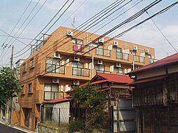 神奈川県横浜市神奈川区六角橋3丁目の賃貸マンションの外観