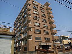 茨城県土浦市大町の賃貸マンションの外観