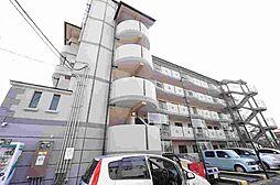 兵庫県宝塚市末成町の賃貸マンションの外観