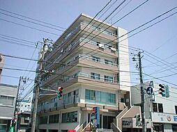 新潟県新潟市中央区笹口2丁目の賃貸マンションの外観