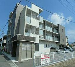 福岡県福岡市早良区田村3丁目の賃貸マンションの外観