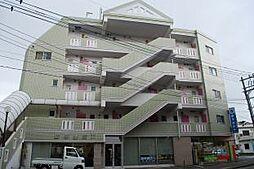 サニーピア柳瀬[5階]の外観