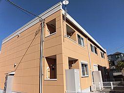 パームヒルズ カネヨシ B棟[1階]の外観