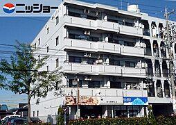 第五梅野ビル[4階]の外観