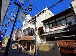 奈良県奈良市花芝町の賃貸マンションの外観