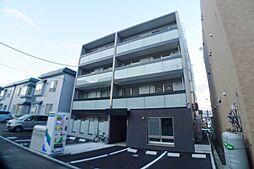 北海道札幌市西区西町北19丁目の賃貸マンションの外観