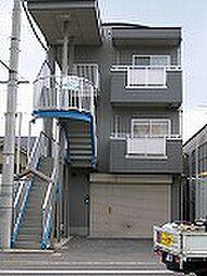 滋賀県大津市別保3丁目の賃貸マンションの外観