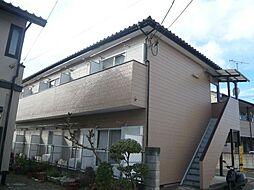 ツリービーマンション[1階]の外観