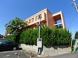 サンハウス青木[3階]の外観