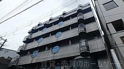 千鳥橋第一ビル[5階]の外観