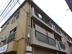 サニーハイツ[3階]の外観