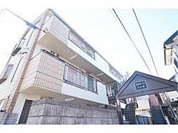 新豊田ハイツB号館[2階]の外観