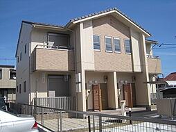 愛知県名古屋市北区東味鋺3丁目の賃貸アパートの外観