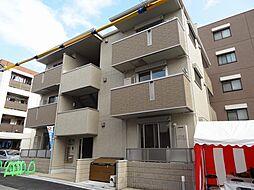 大阪府豊中市螢池東町3丁目の賃貸マンションの外観