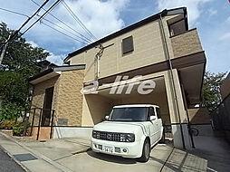 兵庫県神戸市東灘区岡本7丁目の賃貸アパートの外観