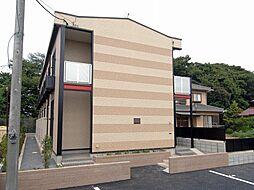 千葉県習志野市屋敷2丁目の賃貸アパートの外観