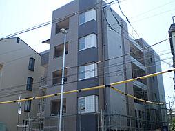 大阪府豊中市曽根東町5丁目の賃貸マンションの外観