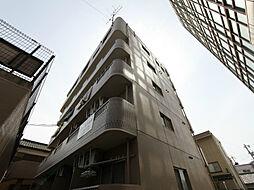 リバティハイツ白鳥[4階]の外観