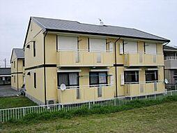 グリーンヒルハイツB[102号室]の外観