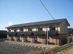ロングハウス明香[1階]の外観