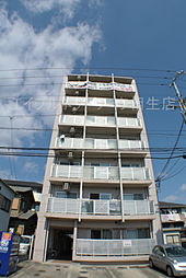 O-4マンション[702号室]の外観