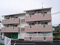 ヒルサイドヴィレッジ3番館[302号室号室]の外観