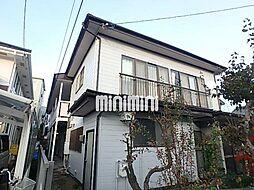 伊藤アパート[2階]の外観