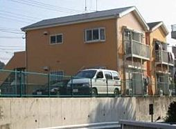 神奈川県秦野市上大槻の賃貸アパートの外観