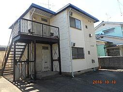 コーポ桜ヶ丘[1F号室]の外観
