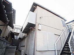 千代野コーポ[201号室]の外観