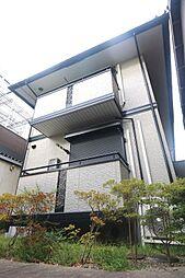 セジュール東寺[1階]の外観