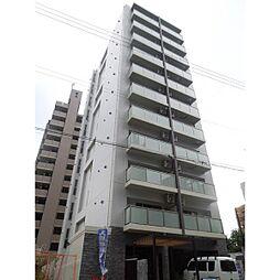 大阪府大阪市天王寺区上本町の賃貸マンションの外観