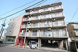福岡県北九州市戸畑区中原東2丁目の賃貸マンションの外観