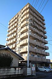 タワーレジデンシア鹿沼[7階]の外観