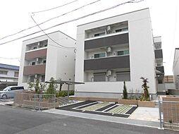 大阪府堺市西区鳳中町9丁の賃貸アパートの外観