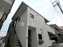 神戸市海岸線 駒ヶ林駅 徒歩5分の賃貸アパート