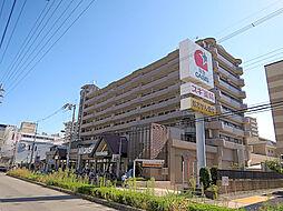 淀川ハイライフマンション[6階]の外観