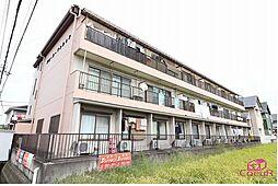 グローリーマンション[1階]の外観