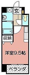 アクシオ小倉[1003号室]の間取り