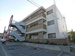 パークハイツ稲越[3階]の外観