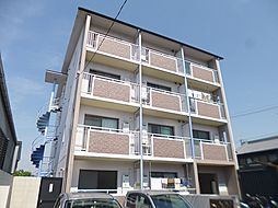 大阪府藤井寺市野中3丁目の賃貸マンションの外観