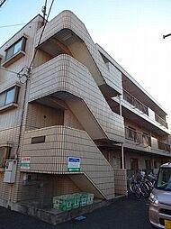 大木マンション[2階]の外観