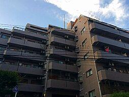 コートハイム横浜[4階]の外観