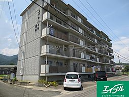滋賀県大津市坂本6丁目の賃貸マンションの外観