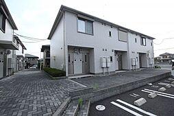 埼玉県加須市花崎3丁目の賃貸アパートの外観